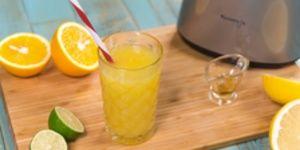 Reteta suc de grapefruit, portocala si lime