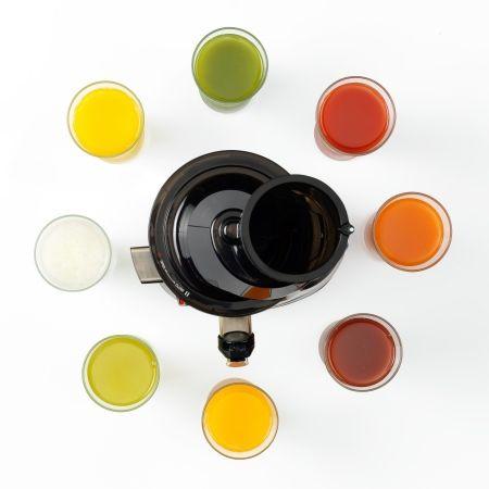 Slow Juicer Romania : Storcator prin presare la rece Kuvings slow juicer C9500PR, rosu din categoria Produse Kuvings
