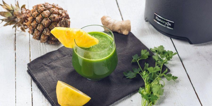 5 smoothie-uri cu spanac pentru slăbire - Doza de Sănătate